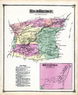 High Bridge 2, Mountainville, Hunterdon County 1873